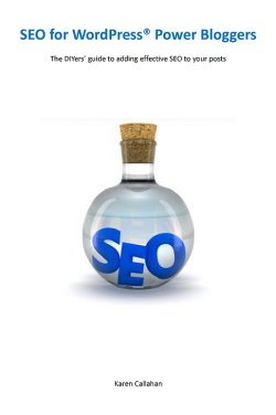 SEO for WordPress Power Bloggers